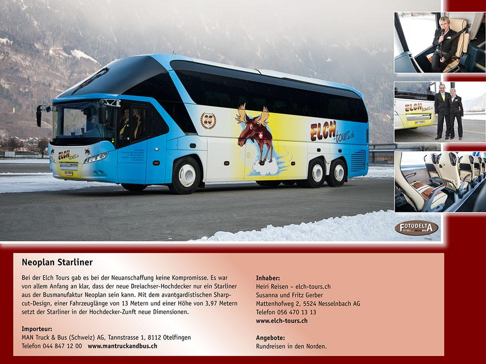 Fahrberichte Exklusive Reisebusse Atemberaubende
